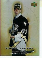 2005-06 McDonald's Upper Deck Sidney Crosby #51 Pittsburgh Penguins