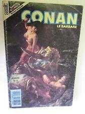 Album Conan Le Barbare Numéro 5 (numéros 13,14 et 15) /SEMIC 1991