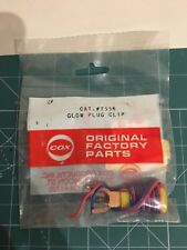 Original Cox Glow Plug clip for 049 & 051 Engines - Cat.#7556 ver foto