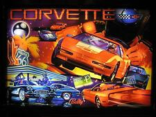 Update Pinball Flipper Mise à Jour CORVETTE Bally