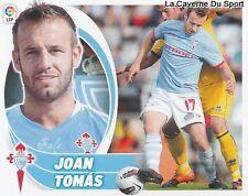 14A JOAN TOMAS ESPANA RC.CELTA STICKER CROMO LIGA 2013 PANINI