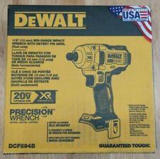 "Dewalt DCF894B 20V MAX XR Lithium-Ion Cordless 1/2"" Impact Wrench - NEW !!!!!!!!"