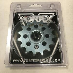 Vortex Racing 2910-15 Steel Front Sprocket 525 15T - Kawasaki, Suzuki, Triumph