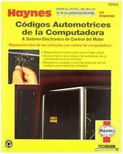 Haynes Códigos Automotrices de la Computadora Spanish Repair Manual (98905)
