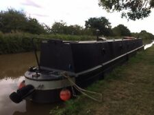 62 foot Fully Traditional Canal House Narrow boat built in the year 2001