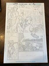 RB Silva Action Comics #894 p. 29 original art (Jimmy Olsen story)