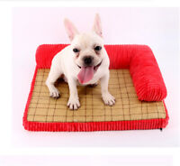 Cat Dog Cooling mat Sofa Bed Cushion for Medium large Dogs with Free shipping