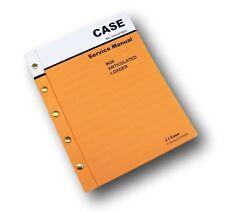 Case W26 Articulated Wheel Loader Service Catalog Manuals Repair Shop Technical
