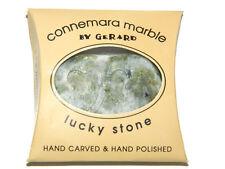 Irish Genuine Connemara Marble Lucky Shamrock Stone by Gerard Lisibach 7332