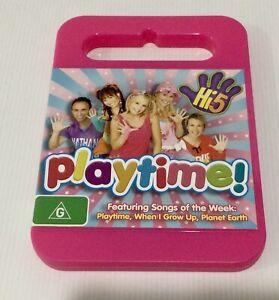 Playtime Hi5 DVD