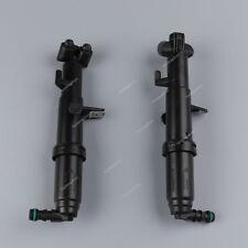 2x Scheinwerferreinigung Düse SWR Spritzdüse LH+RH für Mercedes W221 S400 S550