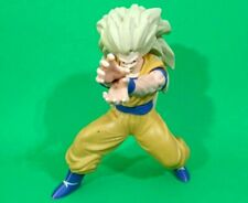 "Dragon Ball Z Super Saiyan 3 Goku SS3 8"" DX Vinyl Banpresto Figure 2007"