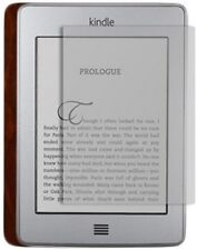 Skinomi Tablet Skin Dark Wood Cover+Screen Protector for Amazon Kindle Touch 3G