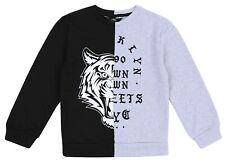 Dwukolorowa bluza tygrys REBEL PRIMARK