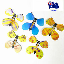 10X Magic Flying Butterfly Birthday Anniversary Wedding Greeting Card Gift Toy