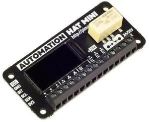 Automation HAT Mini Board for Raspberry Pi - PIM487