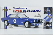 Norm Beechey's 1965 Ford Mustang - By Classic Carletables 18026