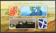 GB GR. BRITAIN 2006 Sc#2419 MS S153 Celebrating Scotland MIni Sheet Mint NH S/S