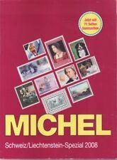 MICHEL-Katalog Schweiz Liechtenstein Spezial mit Ganzsachen !  gebraucht 2008