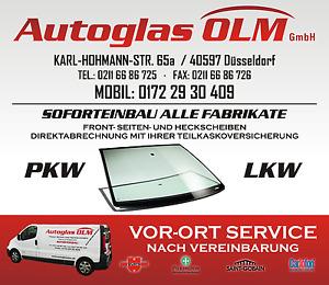 VW TOURAN ab Bj. 03 AUTOGLAS FRONTSCHEIBE INKL. MONTAGE !!!