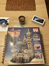 "Puzzle Plex 3D Puzzle As Seen on TV Over 500 Pieces Stands 17"" high - BRAND NEW"