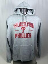 PHILADELPHIA PHILLIES MLB HOODIE SWEATSHIRT ADULT 3XL - NEW!