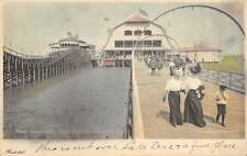 The Casino in  Toldeo ohio antique postcard L3785
