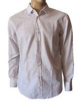 HURLEY Men/'s White Shaka Casual Printed Short Sleeve Button Front Woven Shirt