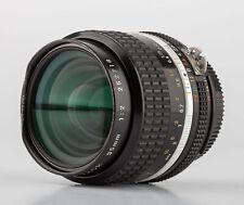 Nikon AIS Nikkor 35mm 2  SHP 64509
