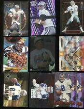 29 CT TROY AIKMAN NFL FOOTBALL INSERT CARD LOT DALLAS COWBOYS HOF MVP