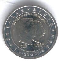 Luxembourg 2005 - 2 Euro Commem-Grand Dukes H&A (UNC)