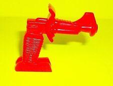 VTG 1980's VOLTRON Authentic Tail Gun Blaster Weapon Red & Blue LION Accessory