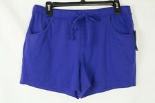 Nautica Pajama Shorts Purple Size M