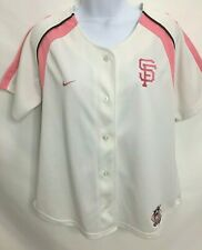 Nike San Francisco Giants Baseball Jersey Women's Large