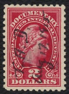 #R218 $2 Documentary: Liberty, Used [1] **ANY 5=FREE SHIPPING**