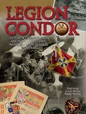 German Legion Condor History Aircraft Uniforms Awards 1936-39 Reference Book