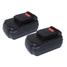 2 Pack New Battery For PORTER-CABLE PC18B 18-Volt NiCd Cordless Battery Pack