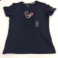 NFL Womens Houston Texans Matt Schaub #8 T-Shirt Navy