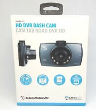 Scosche 1080P HD DVR Dash Camera 4GB - Black (DDVR2-ST2) - FREE SHIPPING™