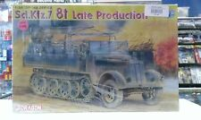 Dragon Models 6562 - 1:35 Whermacht Sd.Kfz.7 8t Late Production Smart Kit