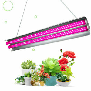 2000W 96LED Grow Light T5 High Output Integrated Full Spectrum Growth Plant Lamp