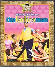 THE LADIES MAN (Widescreen DVD), <BRAND NEW> Jerry Lewis, (FREE SHIPPING!) RARE!