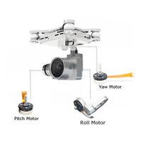 For DJI Phantom 3 Standard Drone Repair Part Gimbal Yaw/R/P Arm + Motor