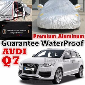 Audi Q7 Double thicker car cover auto Audi Q7 car cover SUV car cover Audi Q7