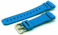 Casio 10322599 Genuine Replacement Band Blue Glide G Shock Model GLX5600A-2V