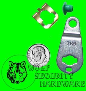 Strattec OEM GM LH Door Lock Pawl Metal Lever Cam Plastic Rod Retainer Clip