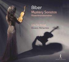 Biber / Musica Alchemica / Bonet - Mystery Sonatas [New CD]