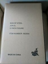 Russell Crowe Hot Toys Man of Steel MMS201 Jor-El 1/6th Scale SEALED