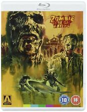 Zombie Flesh Eaters Uncut - Blu ray NEW & SEALED - Lucio Fulci