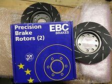 EBC Precision Brake Discs - USR899 - Opel Vauxhall - NEW other - rrp £160